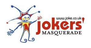Buy now from Jokers Masquerade